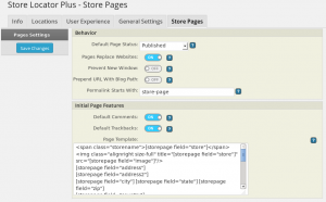 Store Pages Tab 4.1.01