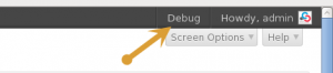 hello debug bar