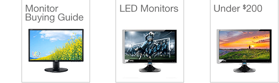 Monitor Shopping Banner