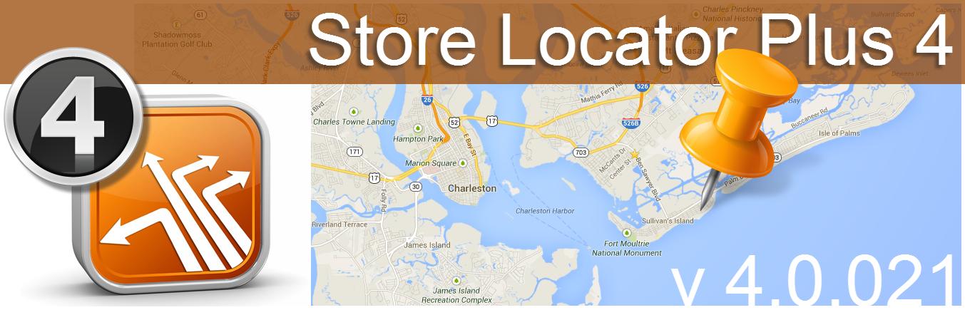 Store Locator Plus 4.0.021 Banner