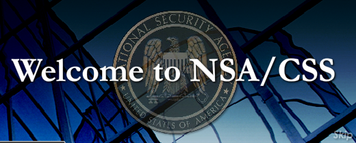 Welcome To The NSA