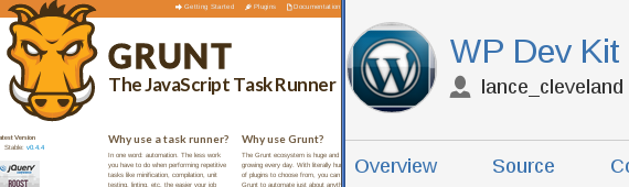 Grunt WordPress Dev Kit