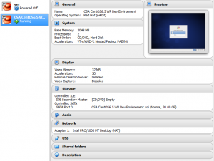 VirtualBox CentOS 6.5 GUI Base Box