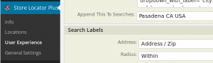 "Upcoming Enhanced Search ""Append To Search"" feature."
