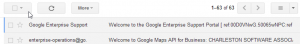 Google Enterprise Email