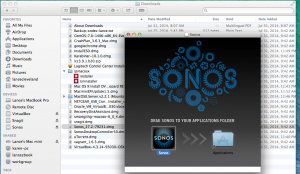 Installing Sonos From Remote Mac