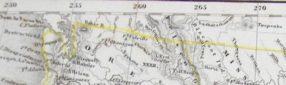 Old Map Banner
