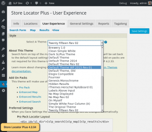 SLP 4.2.54 UX View Themes